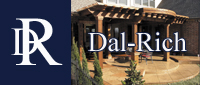 Website for Dal-Rich Construction, Inc.