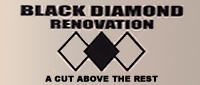 Website for Black Diamond Renovations LLC