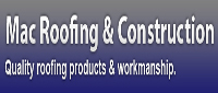 Website for Mac Roofing & Construction