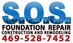 Website for SOS Foundation Repair