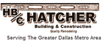Website for Hatcher Building & Construction