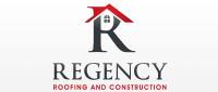 Website for Regency Roofing & Construction