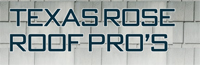 Website for Texas Rose Roof Pros, Inc.