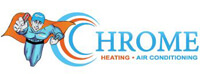 Website for Chrome Heating & Air Conditioning LLC