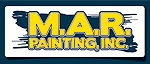 Website for M.A.R. Painting, Inc