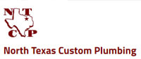 Website for North Texas Custom Plumbing