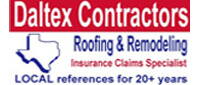 Website for Daltex Contractors, LLC