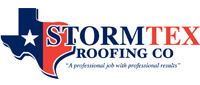 Website for Stormtex Roofing LLC