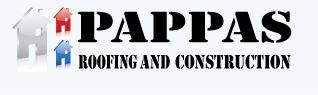 Website for Pappas Roofing & Construction