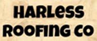 Website for Harless Roofing