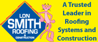 Website for Lon Smith Roofing and Construction