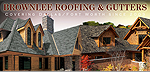 Website for Brownlee Roofing & Gutters