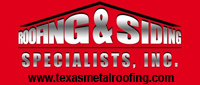 Website for Roofing & Siding Specialists, Inc