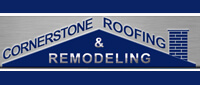 Website for Cornerstone Roofing & Remodeling