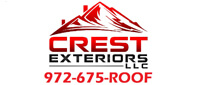 Website for Crest Exteriors, LLC
