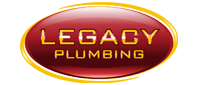 Website for Legacy Plumbing, Inc.