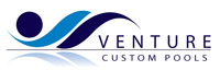 Website for Venture Custom Pools