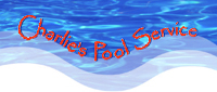 Website for Charlie's Pool Service