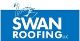 Website for Swan Roofing, LLC