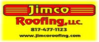 Website for Jimco Roofing