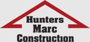 Website for Hunter's Marc Construction LLC