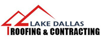 Website for Lake Dallas Roofing Co.