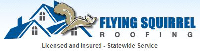 Website for Flying Squirrel Roofing, Inc.
