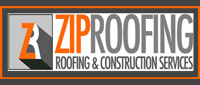 Website for Zip Roofing
