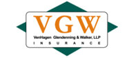 Website for VGW Insurance, LLP