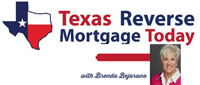 Website for Texas Reverse Mortgage Today