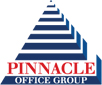 Website for Pinnacle Office Group