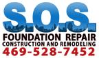 Website for SOS Foundation Repair