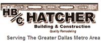 Website for Hatcher Building & Construction