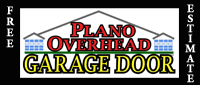 Website for Plano Overhead Garage Door