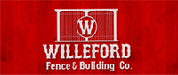 Website for Willeford Fence & Building Co.