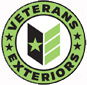 Website for Veterans Exteriors, LLC