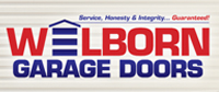 Website for Welborn Garage Doors