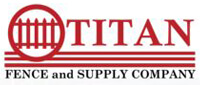 Website for Titan Fence & Supply Co.