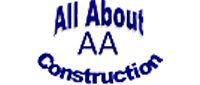 Website for All About Construction