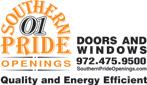 Website for Southern Pride Openings, LLC