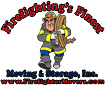 Website for Firefighting's Finest Moving & Storage, Inc.