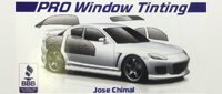 Website for Pro Window Tint