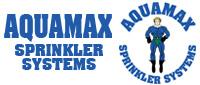 Website for Aquamax Sprinkler Systems