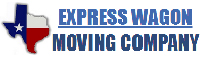 Website for Express Wagon Moving Company