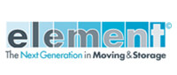 Website for Element Moving and Storage, LLC