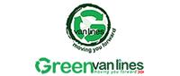 Website for Green Van Lines, Inc.