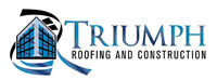 Website for Triumph Roofing And Construction