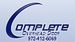 Website for Complete Overhead Door, Inc.