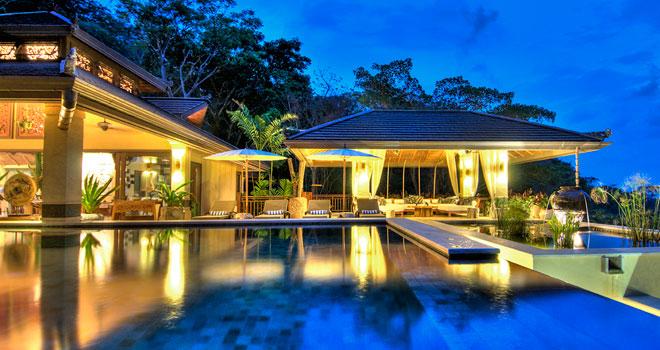 Luxury costa rica villa rentals exclusive deals on luxury for Rent a villa in costa rica