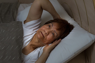Older Women With Diabetes Have an Increased Risk for Sleep Problems, Study Finds